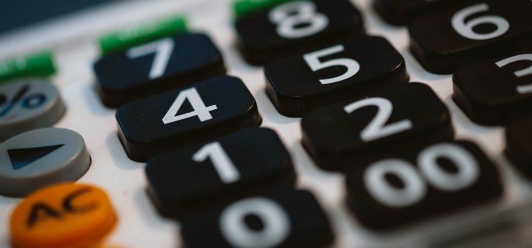 Calculatrice - BFR - entrepreneur - enjeux